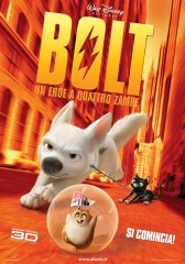 Bolt – un eroe a quattro zampe in streaming & download