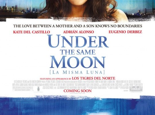 la misma lunaunder the same moon essay La misma luna review the first theme i think of when it comes to the movie la misma luna is big a custom essay sample they are under the same moon no matter.