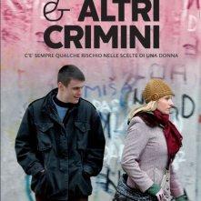 La locandina italiana di Amore & altri crimini