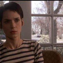 Winona Ryder è Susanna Kaysen nel film Ragazze Interrotte