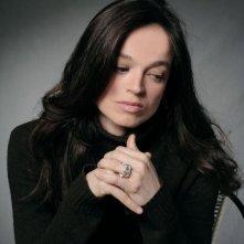 Alessandra Agosti è Anna Nodali nella miniserie Nel nome del male