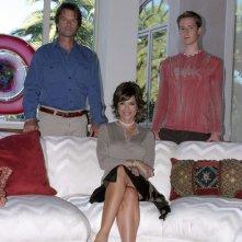 Logan Echolls(Jason Dohring) e famiglia nella prima stagione di 'Veronica Mars'