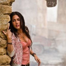 Megan Fox in un'immagine del film Transformers - La vendetta del caduto