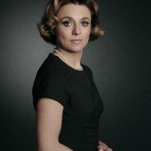 Michela Cescon è Lucia Baldassi nella miniserie Nel nome del male