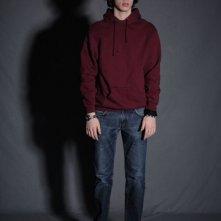 Pierpaolo Spollon in una foto promozionale della miniserie Nel nome del male