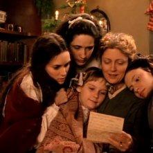 Susan Sarandon, Winona Ryder, Trini Alvarado, Kirsten Dunst e Claire Danes in Piccole donne