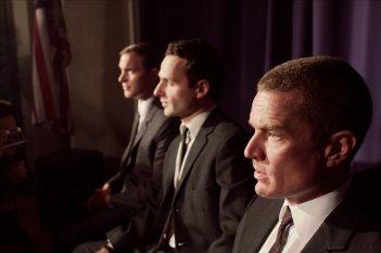 Un'immagine del film TV Moonshot - L'uomo sulla luna
