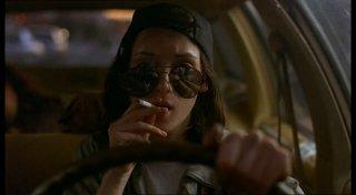 Winona Ryder è Corky nel film Taxisti di notte
