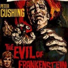 La locandina di La rivolta di Frankenstein