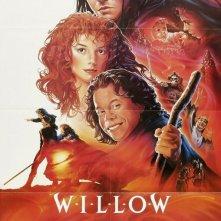 La locandina di Willow
