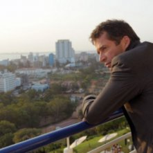 James Purefoy è Teddy Rist nella serie TV The Philanthropist