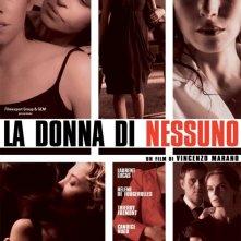 La locandina italiana di La donna di nessuno