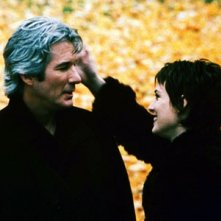 Richard Gere e Winona Ryder in una scena del film Autumn in New York