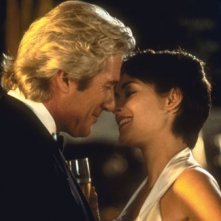 Winona Ryder con Richard Gere nel film Autumn in New York