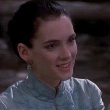 Winona Ryder interpreta Mina Murray nel film Dracula di Bram Stoker, diretto da Francis Ford Coppola