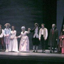 Francesco Acquaroli a teatro con \'Il Giuocatore\'