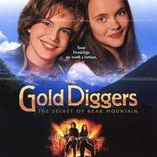 La locandina di Gold Diggers: The Secret of Bear Mountain