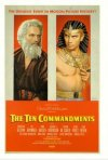 La locandina di I dieci comandamenti