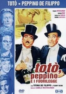 La Locandina Di Toto Peppino E I Fuorilegge 119376