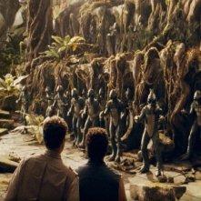 Un'immagine del film Land of the Lost
