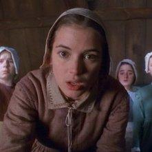 Winona Ryder è Abigail Williams nel film La seduzione del male