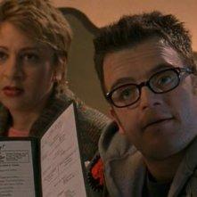 Tornano Kevin Weisman e Wendle Josepher nell'episodio 'Il cacciatore di alieni' del telefilm Roswell