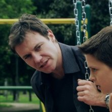 Chris Vance e Billy Unger nell'episodio Maniac at the Disco di Mental