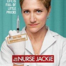 La locandina di Nurse Jackie