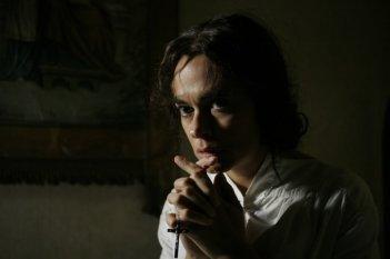 Maria Grazia Cucinotta è Agnese nel film Viola di mare (foto di Francesca Martino)