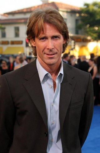 Una foto del regista e produttore Michael Bay