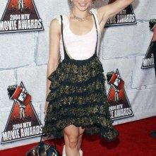 Samaire Armstrong agli MTV Movie Awards 2004