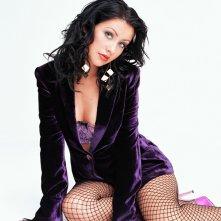 Una foto promozionale per Christina Aguilera