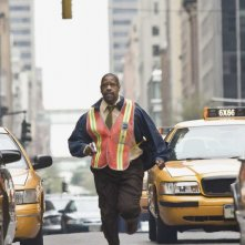Denzel Washington in un'immagine del film The Taking of Pelham One Two Three