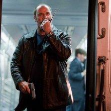 John Travolta è Ryder nel film The Taking of Pelham One Two Three