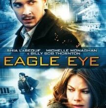 La copertina di Eagle Eye (dvd)