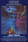 La locandina di Star Trek III: Alla ricerca di Spock