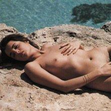 La sensuale Florence Guérin, attrice francese e icona del cinema erotico anni '80