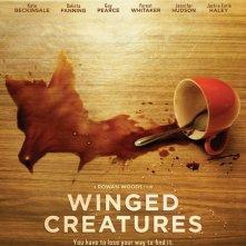 Poster australiano per Winged Creatures