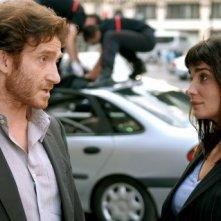 Thierry Frémont in una scena del film La donna di nessuno