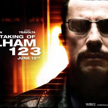 Wallpaper di Pelham 1-2-3: Un ostaggio al minuto con John Travolta