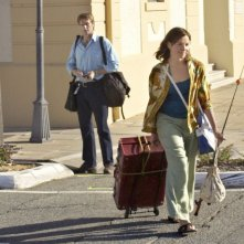 William McInnes e Justine Clarke in una scena del film Look Both Ways - Amori e Disastri