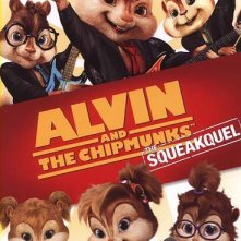 La locandina di Alvin and the Chipmunks: The Squeakquel