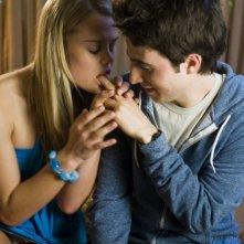 Michele Simms e Josh Zuckerman in una scena del film Sex Movie in 4D