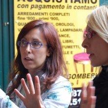 Barbara e Monica Sgambellone, registe del film Tutti intorno a Linda