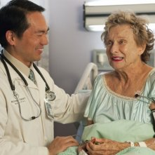 Cloris Leachman, guest star dell'episodio Healing Time di Hawthorne