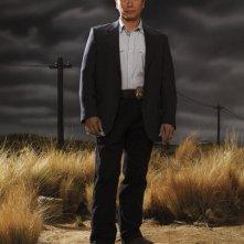 Gregory Cruz in una foto promozionale della terza stagione di Saving Grace