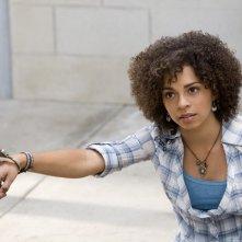 Hannah Hodson in una scena del pilot della serie TV Hawthorne