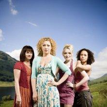 Il cast di Hope Springs in una foto promozionale della serie