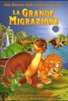 La locandina di Alla ricerca della Valle Incantata 10 - La grande migrazione