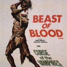 La locandina di La bestia di sangue